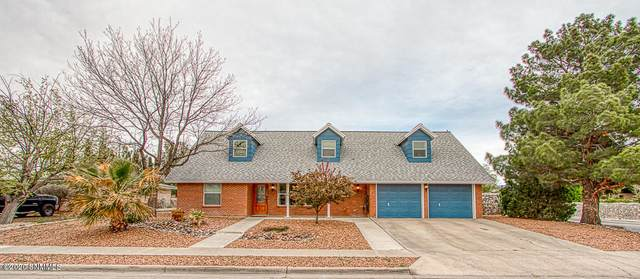 2802 Topley Avenue, Las Cruces, NM 88005 (MLS #2000936) :: Better Homes and Gardens Real Estate - Steinborn & Associates