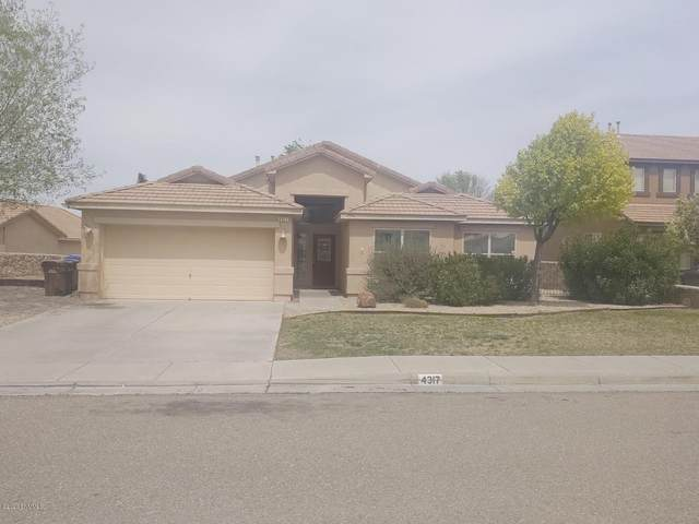 4317 Harmony Wells Circle, Las Cruces, NM 88011 (MLS #2000943) :: Better Homes and Gardens Real Estate - Steinborn & Associates