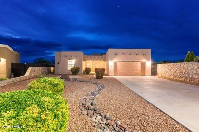 4380 Calle De Nubes, Las Cruces, NM 88012 (MLS #2000945) :: Arising Group Real Estate Associates