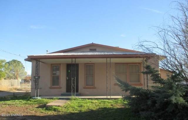 507 Higuera Street, Tularosa, NM 88352 (MLS #2000947) :: Arising Group Real Estate Associates