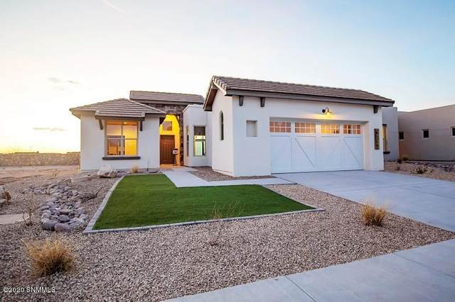 3745 Golden Echo Loop, Las Cruces, NM 88012 (MLS #2000948) :: Arising Group Real Estate Associates