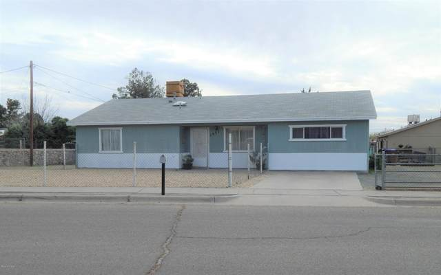 1571 Calle Sosa, Las Cruces, NM 88001 (MLS #2000970) :: Better Homes and Gardens Real Estate - Steinborn & Associates