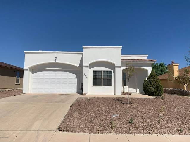 156 Casas Lindas Lane, Santa Teresa, NM 88008 (MLS #2000981) :: Arising Group Real Estate Associates