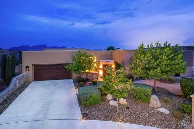 5140 San Carlos Court, Las Cruces, NM 88011 (MLS #2000982) :: Arising Group Real Estate Associates