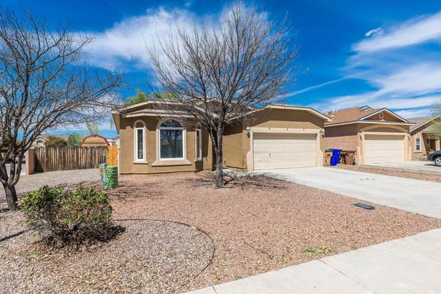 2906 Lake Valley Avenue, Las Cruces, NM 88007 (MLS #2000986) :: Arising Group Real Estate Associates