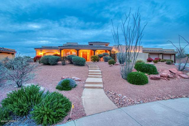 2542 Los Alamos Court, Las Cruces, NM 88011 (MLS #2000995) :: Better Homes and Gardens Real Estate - Steinborn & Associates