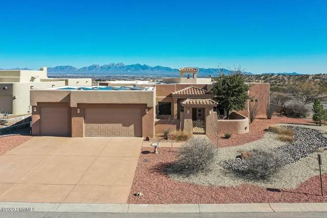 10024 Saragossa Court, Las Cruces, NM 88007 (MLS #2001000) :: Better Homes and Gardens Real Estate - Steinborn & Associates