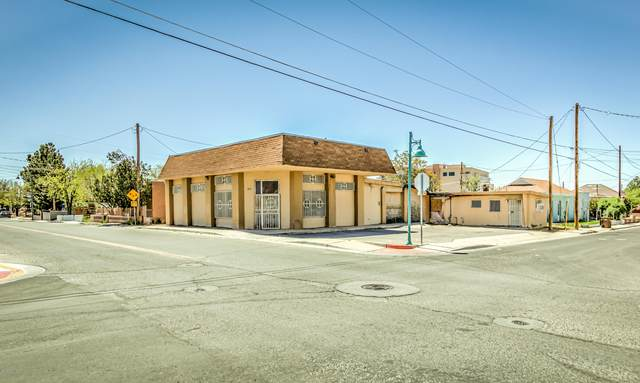 255 N Mesquite Street, Las Cruces, NM 88001 (MLS #2001001) :: Better Homes and Gardens Real Estate - Steinborn & Associates