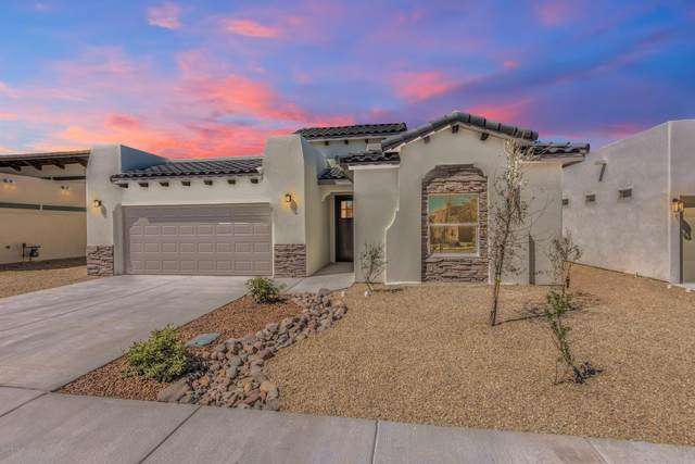 3695 Santa Cecilia Avenue, Las Cruces, NM 88012 (MLS #2001006) :: Arising Group Real Estate Associates