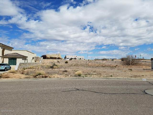 4551 Maricopa Circle, Las Cruces, NM 88011 (MLS #2001040) :: Better Homes and Gardens Real Estate - Steinborn & Associates