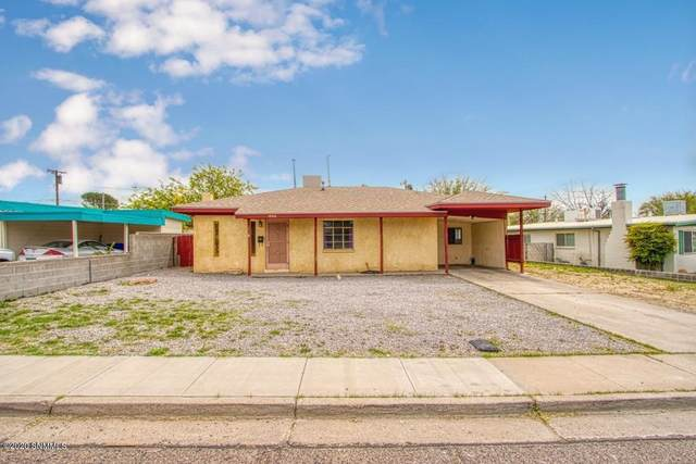 1908 Calle De Suenos, Las Cruces, NM 88001 (MLS #2001042) :: Arising Group Real Estate Associates
