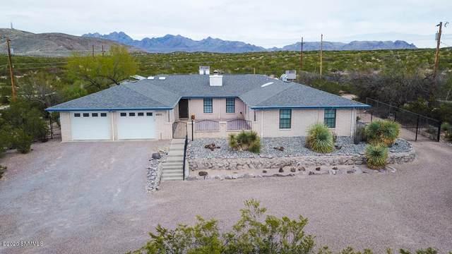 4825 Tobosa Road, Las Cruces, NM 88011 (MLS #2001050) :: Arising Group Real Estate Associates