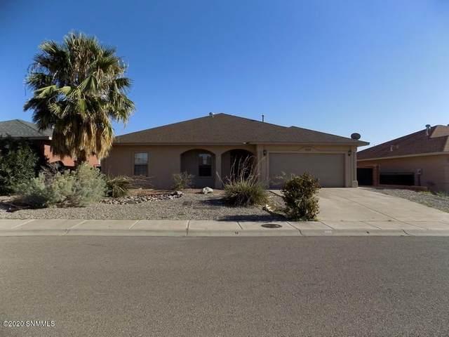 902 Hermoso El Sol, Alamogordo, NM 88310 (MLS #2001051) :: Arising Group Real Estate Associates