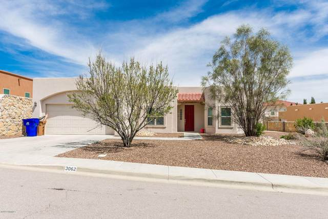 3062 Chippewa Summit, Las Cruces, NM 88011 (MLS #2001056) :: Arising Group Real Estate Associates