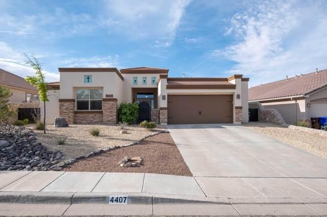 4407 Ojo Caliente Circle, Las Cruces, NM 88011 (MLS #2001057) :: Arising Group Real Estate Associates