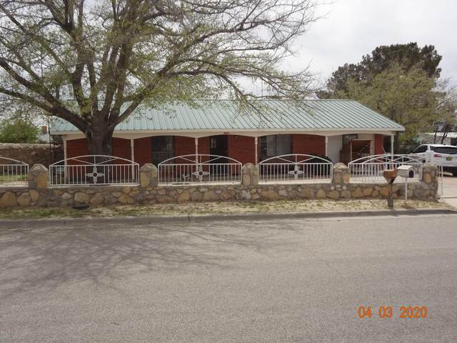 106 Cristo, Vado, NM 88072 (MLS #2001060) :: Better Homes and Gardens Real Estate - Steinborn & Associates