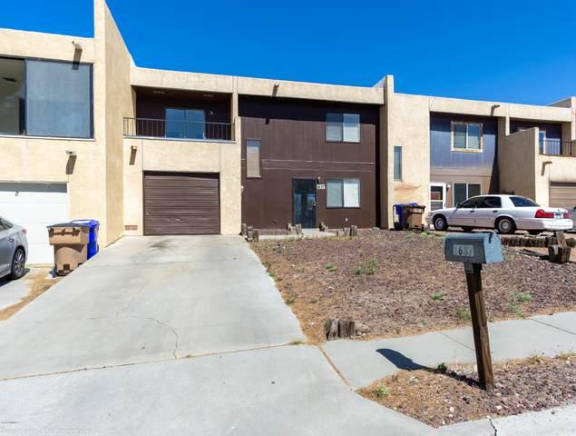 1637 Capitan Avenue, Las Cruces, NM 88001 (MLS #2001064) :: Arising Group Real Estate Associates