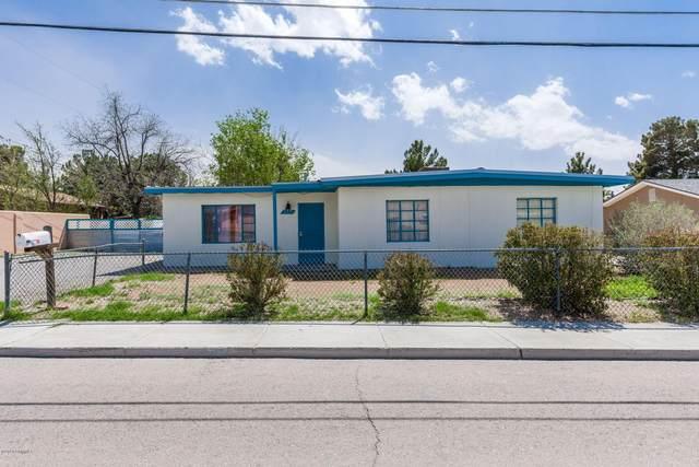 724 E Picacho Avenue, Las Cruces, NM 88001 (MLS #2001083) :: Arising Group Real Estate Associates
