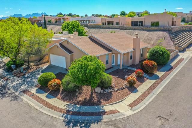 2590 Desert Cove Place, Las Cruces, NM 88011 (MLS #2001099) :: Arising Group Real Estate Associates