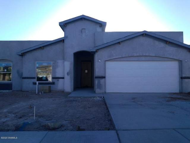 6113 Arosa Street, Las Cruces, NM 88012 (MLS #2001136) :: Better Homes and Gardens Real Estate - Steinborn & Associates