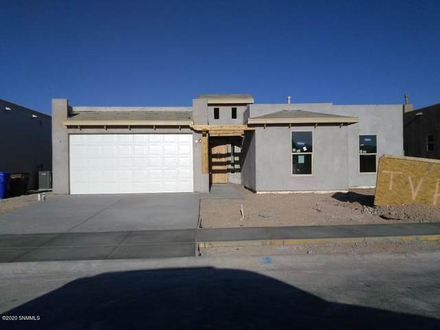 6048 Arosa Street, Las Cruces, NM 88012 (MLS #2001138) :: Better Homes and Gardens Real Estate - Steinborn & Associates