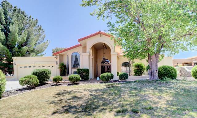 6535 Vista De Oro, Las Cruces, NM 88007 (MLS #2001148) :: Arising Group Real Estate Associates