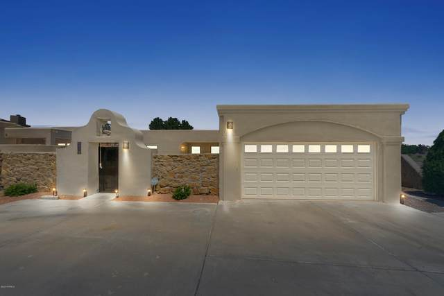 6978 Camino Blanco, Las Cruces, NM 88007 (MLS #2001167) :: Better Homes and Gardens Real Estate - Steinborn & Associates