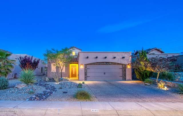 4140 La Purisima Drive, Las Cruces, NM 88011 (MLS #2001181) :: Arising Group Real Estate Associates
