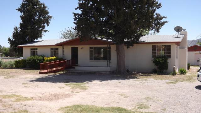 11631 N Dona Ana Road, Las Cruces, NM 88007 (MLS #2001185) :: Arising Group Real Estate Associates
