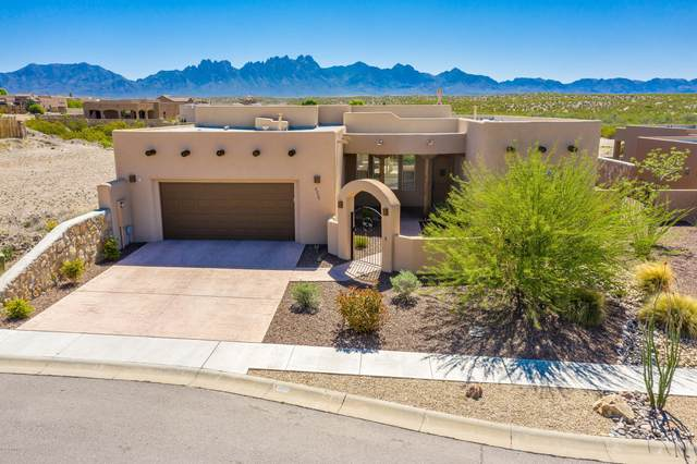 4320 Isleta Ct Court, Las Cruces, NM 88011 (MLS #2001195) :: Better Homes and Gardens Real Estate - Steinborn & Associates