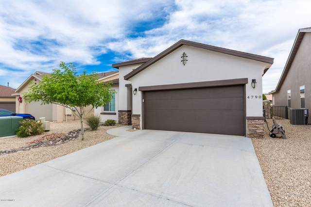 4790 La Poblana Avenue, Las Cruces, NM 88012 (MLS #2001207) :: Arising Group Real Estate Associates