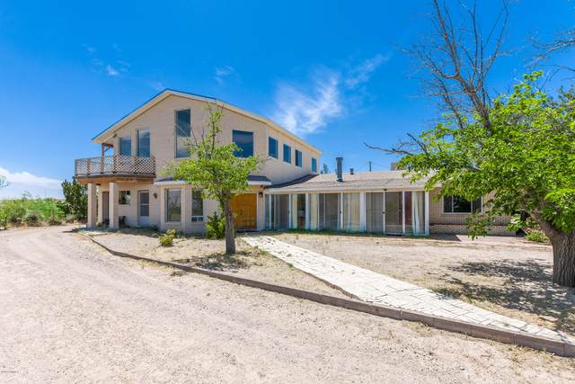 548 Lonesome Road, Las Cruces, NM 88007 (MLS #2001224) :: Arising Group Real Estate Associates