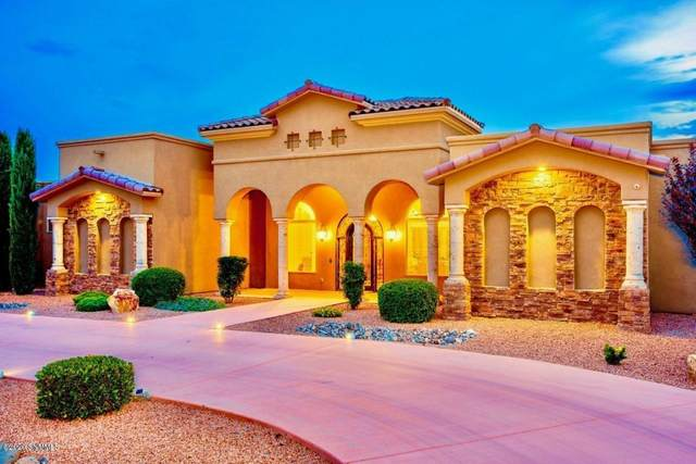5518 Redfox Road, Las Cruces, NM 88007 (MLS #2001244) :: Better Homes and Gardens Real Estate - Steinborn & Associates