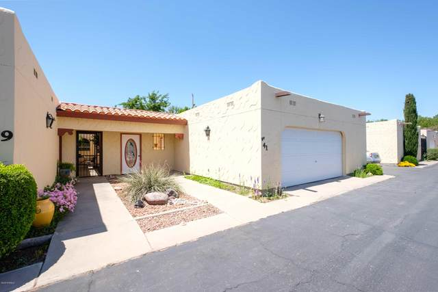 905 W Conway Avenue #41, Las Cruces, NM 88005 (MLS #2001245) :: Better Homes and Gardens Real Estate - Steinborn & Associates