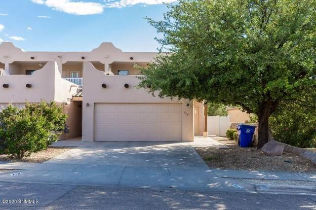 712 Indian Hollow, Las Cruces, NM 88011 (MLS #2001246) :: Arising Group Real Estate Associates
