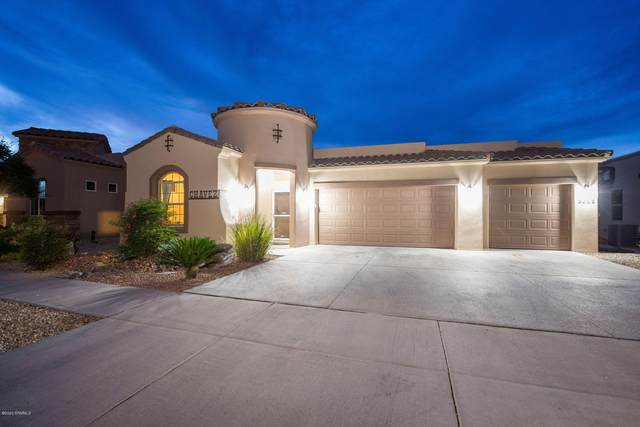 3665 Santa Sabina Avenue, Las Cruces, NM 88012 (MLS #2001249) :: Better Homes and Gardens Real Estate - Steinborn & Associates