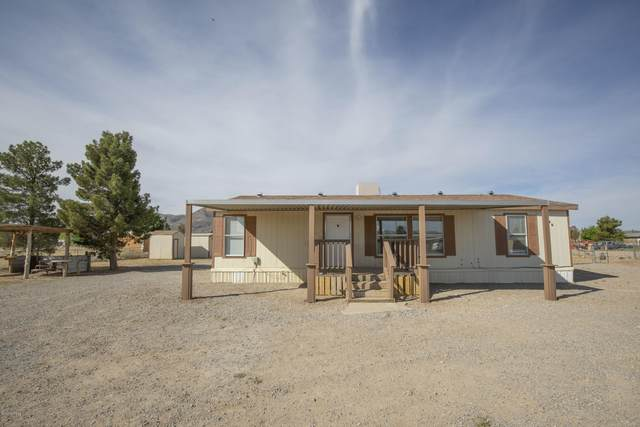 12305 Fort Mcrae Road, Radium Springs, NM 88054 (MLS #2001258) :: Better Homes and Gardens Real Estate - Steinborn & Associates