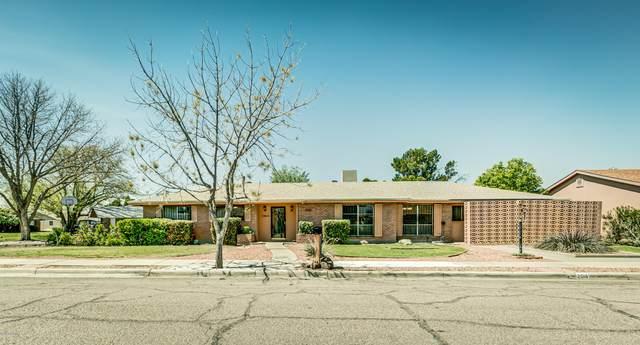 2018 Crescent Drive, Las Cruces, NM 88005 (MLS #2001263) :: Arising Group Real Estate Associates