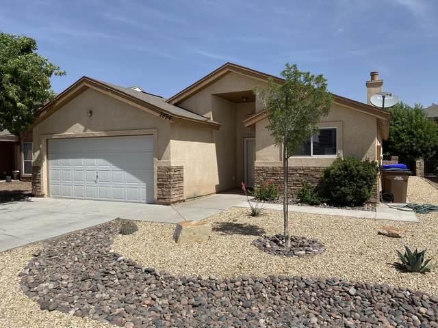 2894 San Lorenzo Avenue, Las Cruces, NM 88007 (MLS #2001273) :: Arising Group Real Estate Associates