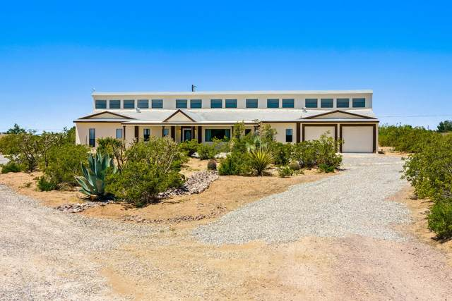 4111 Tesota Drive, Las Cruces, NM 88011 (MLS #2001285) :: Better Homes and Gardens Real Estate - Steinborn & Associates