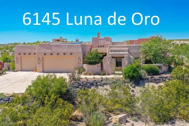 6145 Luna De Oro, Las Cruces, NM 88011 (MLS #2001295) :: Arising Group Real Estate Associates