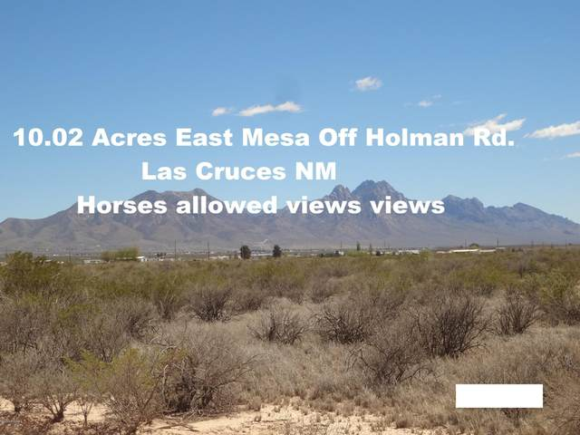 00 Colosseo Road, Las Cruces, NM 88012 (MLS #2001297) :: Agave Real Estate Group