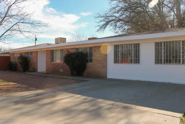 5310 Mimosa Lane, Las Cruces, NM 88001 (MLS #2001317) :: Better Homes and Gardens Real Estate - Steinborn & Associates