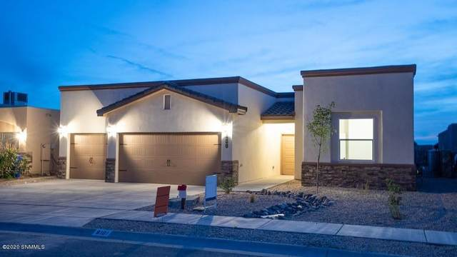 6101 Arosa Street, Las Cruces, NM 88012 (MLS #2001326) :: Better Homes and Gardens Real Estate - Steinborn & Associates