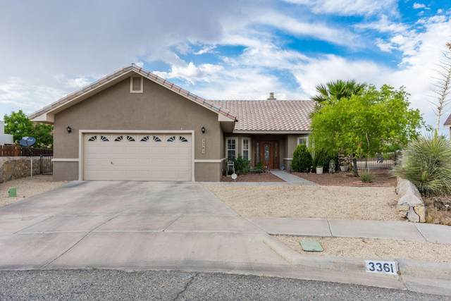 3361 Chimney Rock Road, Las Cruces, NM 88011 (MLS #2001329) :: Better Homes and Gardens Real Estate - Steinborn & Associates