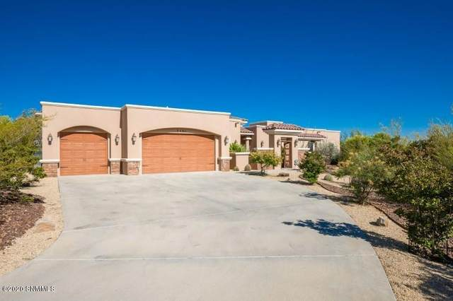 7151 Lake Lucero Loop, Las Cruces, NM 88011 (MLS #2001338) :: Better Homes and Gardens Real Estate - Steinborn & Associates