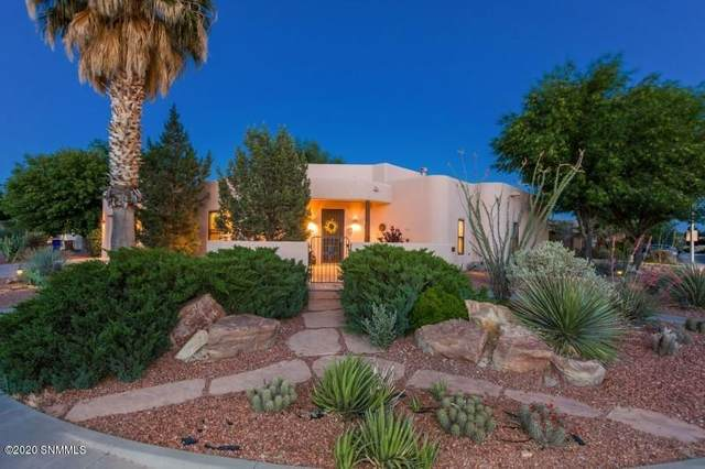 2026 Via Tesoro, Las Cruces, NM 88005 (MLS #2001344) :: Better Homes and Gardens Real Estate - Steinborn & Associates