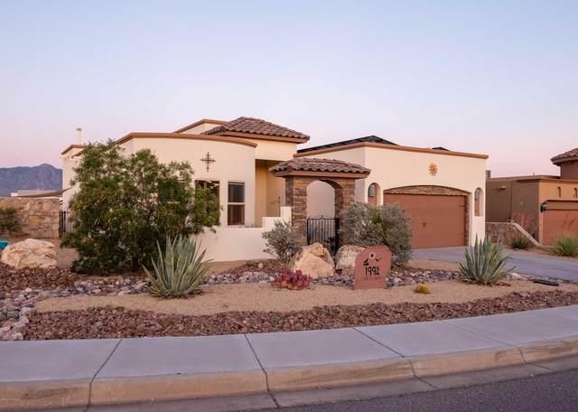 1992 Calle De Fuerte, Las Cruces, NM 88011 (MLS #2001350) :: Arising Group Real Estate Associates