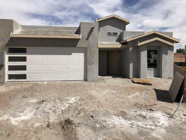 2808 Maddox Loop, Las Cruces, NM 88011 (MLS #2001353) :: Arising Group Real Estate Associates