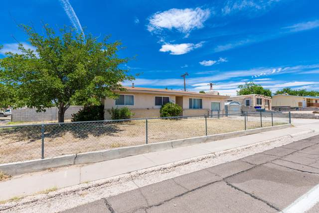1805 E Madrid Avenue, Las Cruces, NM 88001 (MLS #2001357) :: Agave Real Estate Group
